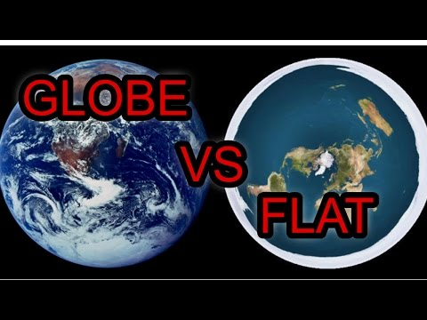 A Very Well-Presented Flat Earth Documentary