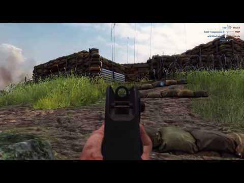 Rising Storm 2: Vietnam - America - Mission Objective: Seek and Destroy the Enemy Atop Charlie FOB