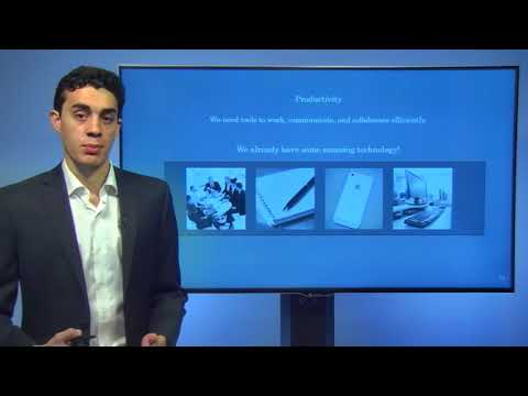 The Business Applications of VR -  Dominick DaFazio