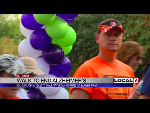 Join a team and benefit Walk to End Alzheimer's