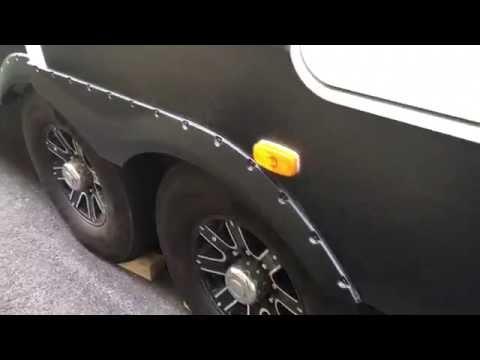 Fender Skirt Fix, Sloppy Manufacturing