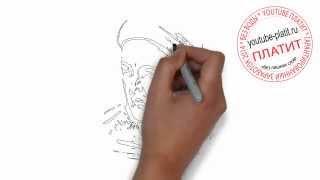 Рисуем лицо  Как нарисовать лицо карандашом поэтапно(Как нарисовать лицо человека поэтапно карандашом за короткий промежуток времени. Видео рассказывает о..., 2014-07-01T15:14:40.000Z)