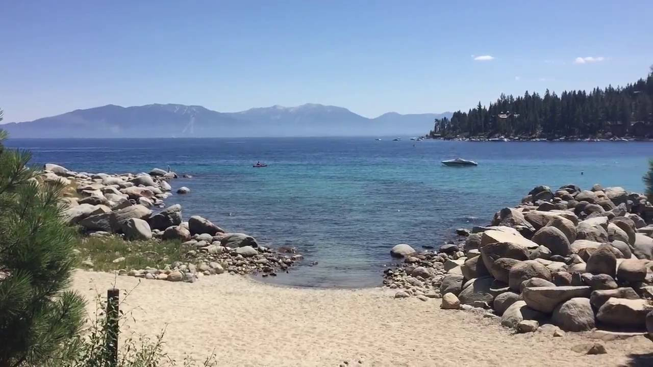 Meeks Bay At Lake Tahoe Nicely Located Resort