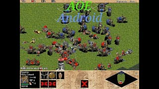 Age of empires 1 for android / exagear windows emulator android