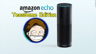 Introducing Amazon Echo: TeosGame Edition