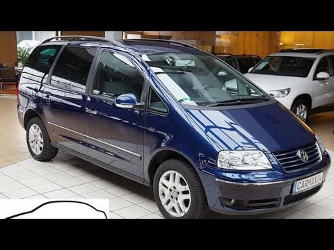 volkswagen sharan sharan 2 0 tdi 7 sitze navi xenon. Black Bedroom Furniture Sets. Home Design Ideas