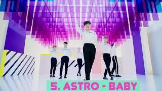 TOP 22 K-POP SONGS OF 2017 | K-POP 101 - ROBYN