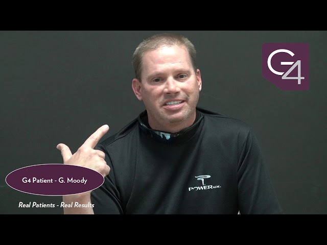 G4 By Golpa Patient Testimonial - G. Moody