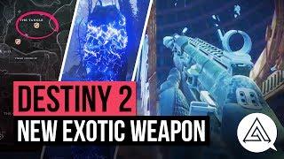 DESTINY 2 | New Exotic Weapon, Locked Loadouts & Treasure Maps