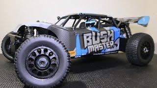 Thunder tiger BUSHMASTER ... электро радиоуправляемая модель со звуком ДВС(Радиоуправляемая машина Thunder tiger BUSHMASTER Desert Buggy 4WD Больше информации: http://www.thundertiger.com/products-detail.php?id=66 ..., 2015-10-21T06:22:48.000Z)