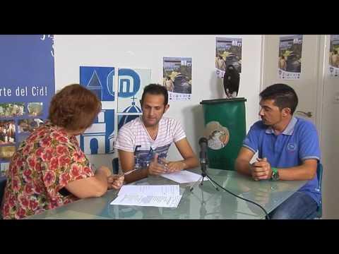 II Feria de Caza y Ocio Monforte del Cid - Entrevista TVM