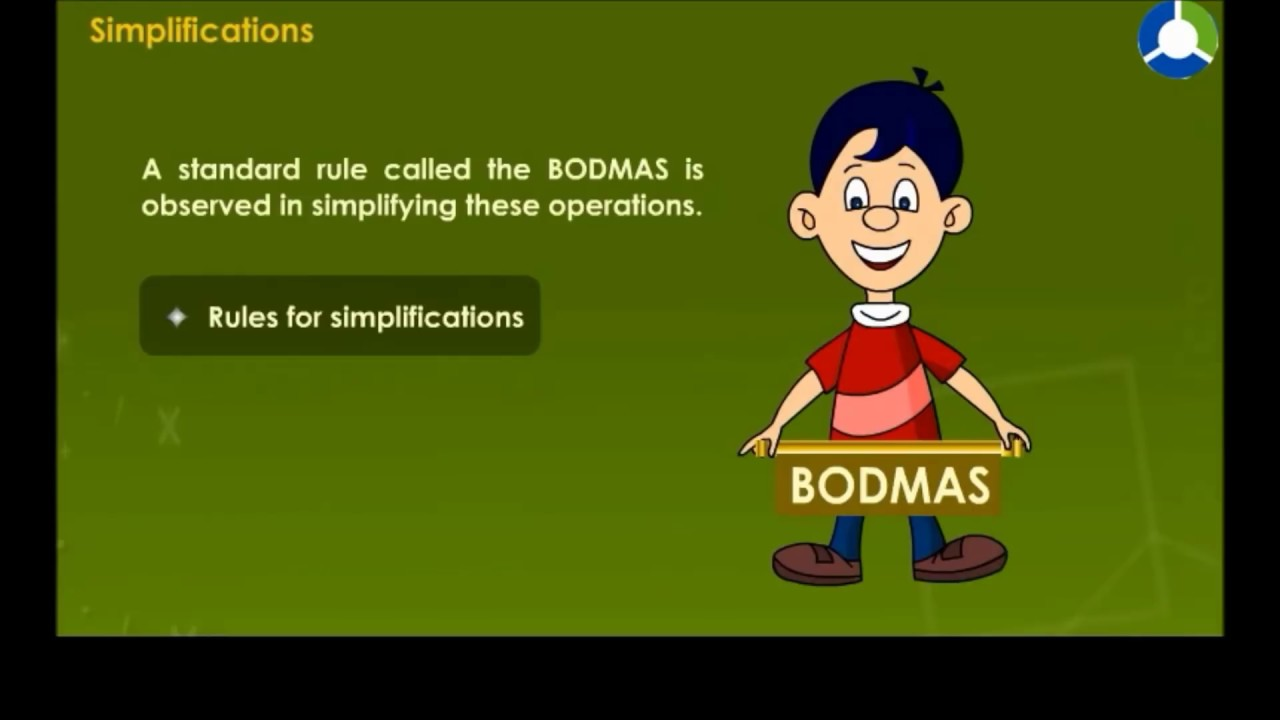 simplifications - YouTube