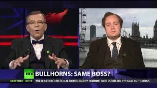 CrossTalk Bullhorns  Same Boss?