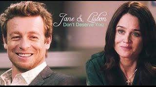 Jane & Lisbon || Don