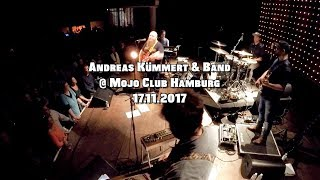 Andreas Kümmert - Like My Daddy Said / Notorious Alien @ Mojo Club 2017