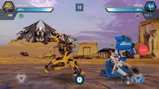 Трейлер игры Трансформеры закаленные в бою