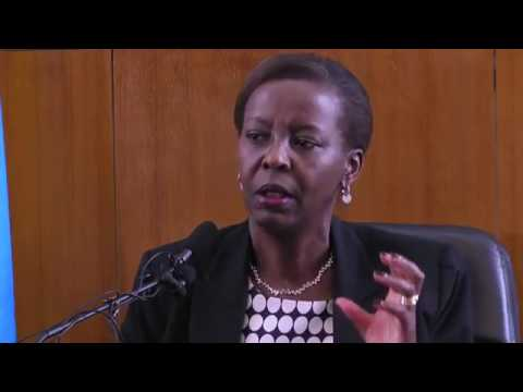 Rwanda Government Spokesperson briefs the media on current issues |Kigali 22 October 2015