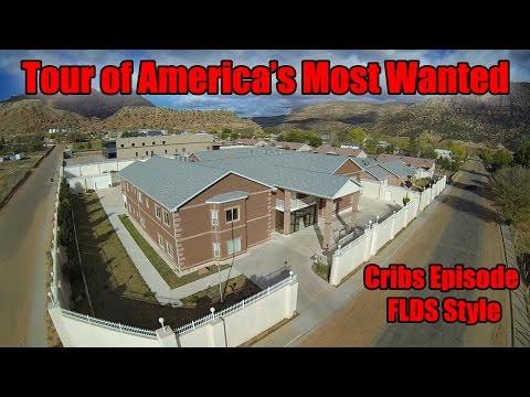 Tour of America's Most Wanted - Cribs Episode FLDS Style