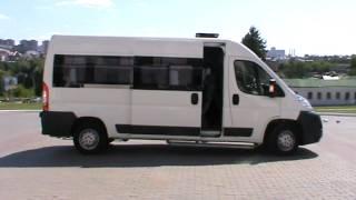 видео Аренда и заказ minivans  класса комфорт  для корпоративов в Москве