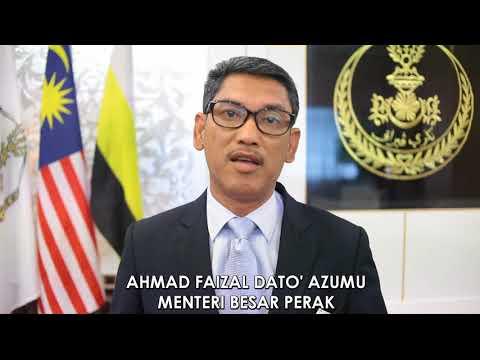 Perutusan Khas YAB Menteri Besar Perak Untuk Rakyat Kampar
