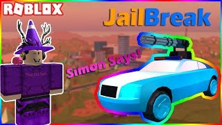 🔴Roblox JailBreak UPDATE! Simon Says and Elimination! | 2,000 SUBS!!!!! | BOSS GAMEPASS