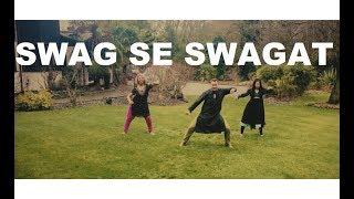 Swag Se Swagat - Tiger Zinda Hai - Zumba Fitness - Bollywood choreography