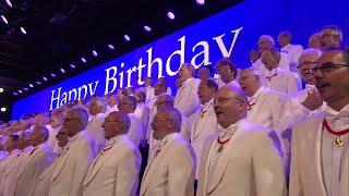 Happy Birthday (150-piece Male Choir & Orchestra)