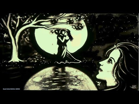"Love Sand Art Video – ""Fantasy of Love and Romance"""