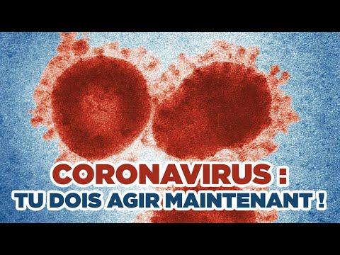 Pourquoi tu ne dois pas sous-estimer le Coronavirus