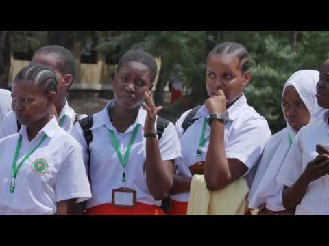Jangwani Sec Bonanza - KIDOTI Full video