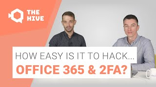 Going Phishing with Office 365   Live Hack Demo