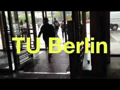 Going to Technische Universität Berlin