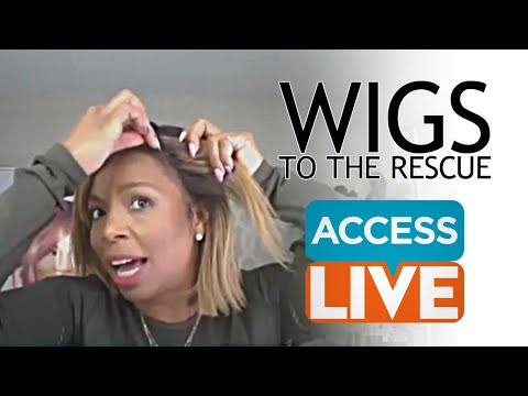 ACCESS DAILY... Wigs to the Rescue with Celebrity Hairstylist Kiyah Wright
