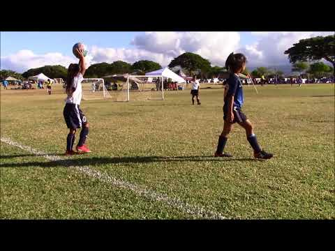 Whitfield SC 11G Royal vs Hawaii Heat FC Orange 09/24/17