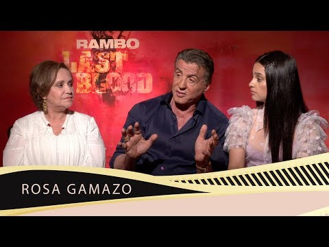 """Sylvester Stallone for Rambo: Last Blood """"I know my limitations as an actor"""""""""""
