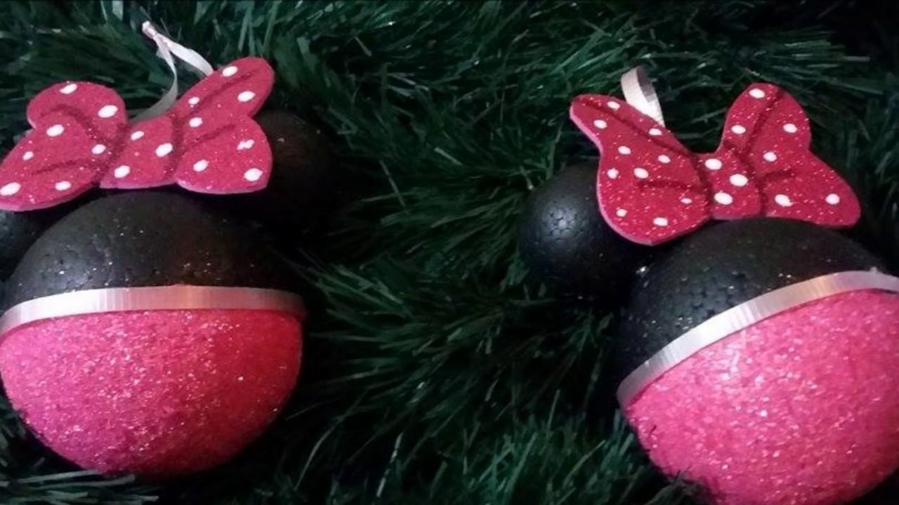Bola De Navidad Decoradas