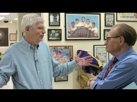 Larry King's First Dodger Game | Larry King Now - Ora TV