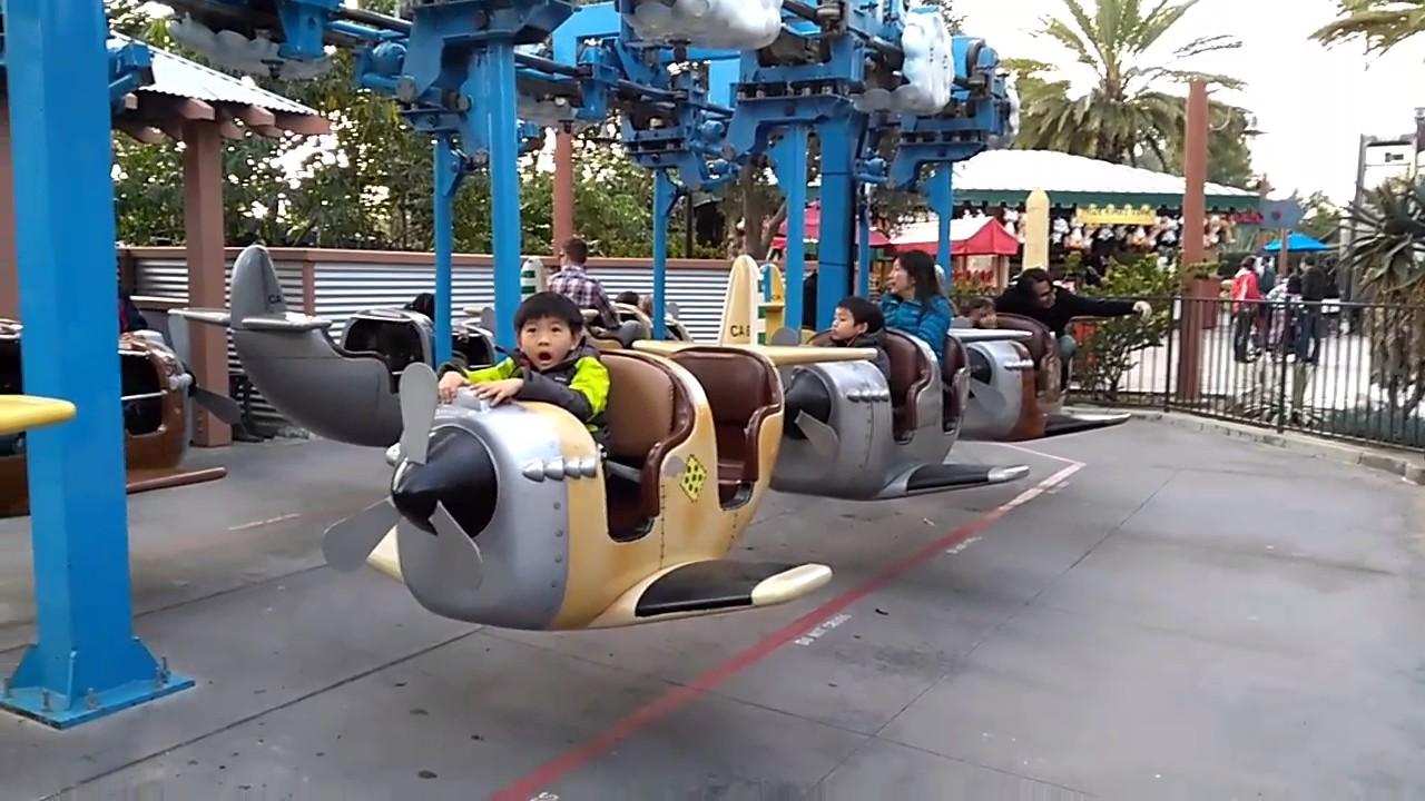 legoland ride 2 - YouTube