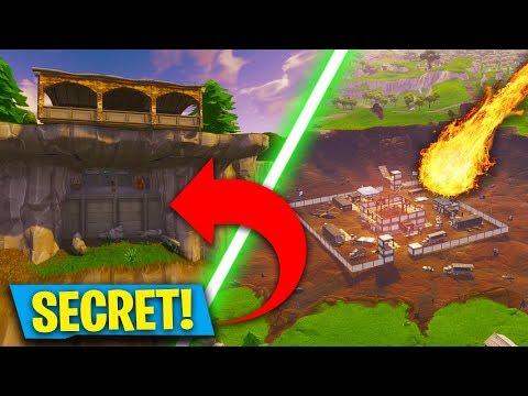 FIRST LOOK! SEASON 4 SECRETS! DUSTY DEPOT DESTROYED! (Fortnite: Battle Royale)
