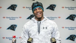 Cam Newton Describes Life Inside The Huddle