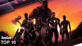 Top 10 Marvel Phase Three Moments | Explained in Hindi