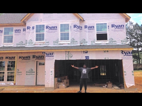 Download Youtube: Building our New Home- Ep2 Building Our Dream House Vlogs