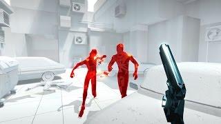SUPERHOT • PC gameplay (speedrun mode) • GTX 970 • 1080p 60FPS • MAX SETTINGS •