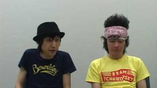 甲本ヒロトさんと真島昌利さんからコメントが到着。笑えて心に染みるメ...