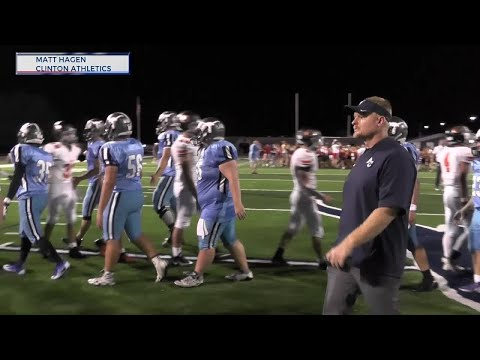 RAW: Altercation between Clinton, Anderson County coaches