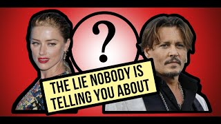 Johnny Depp & Amber Heard Abuse Claims (and the lies not talked about)
