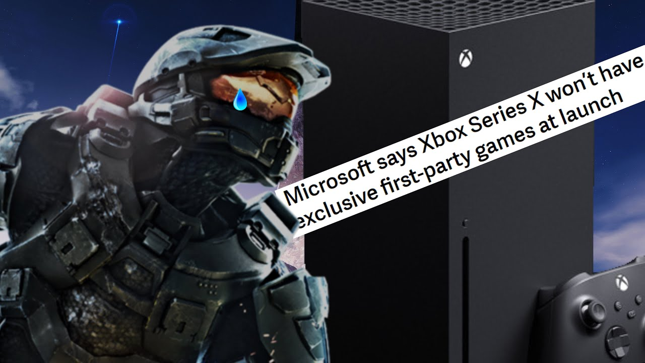 "The Xbox Series X is a ""Complete Failure with No Exclusive Games"" thumbnail"