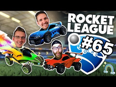 Wanting To Get Athletic | Rocket League #65 thumbnail