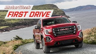2019 GMC Sierra AT4 | First Drive