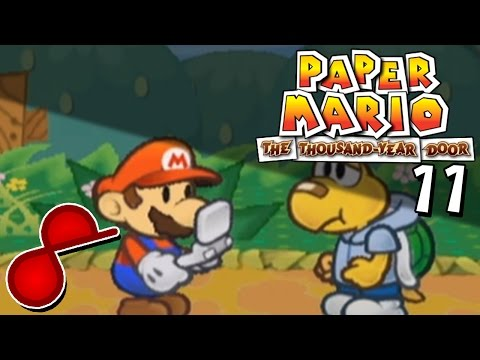 Paper Mario TTYD - [11] Everything At Once Again